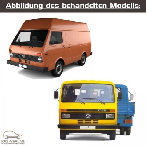 VW LT 1975-1996 4-Zyl 2,7l Dieselmotor TDI 65-75 PS Reparaturanleitung