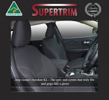 Front Fb Pocketsrear Seat Covers Fit Jeep Cherokee Waterproof Premium Neoprene