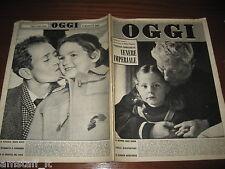 RIVISTA OGGI 1959/5=JEAN GABIN=NADA BISIC=LAURA ADANI=REMIGIO PAONE=
