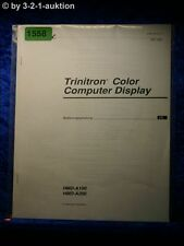 Sony Bedienungsanleitung HMD A100 / A200 Computer Display (#1558)
