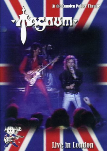Magnum-`Live At The Camden Palace Theatre, London (Ntsc-All  (US IMPORT) DVD NEW