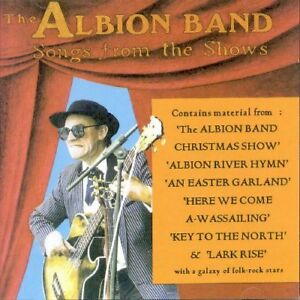 The-Albion-Band-Songs-From-The-Shows-CD