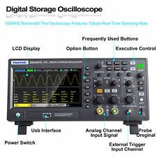 Hantek Digital Storage Oscilloscope 1gsas 8m Dso2c10 Dso2c15 Dso2d10 Dso2d15