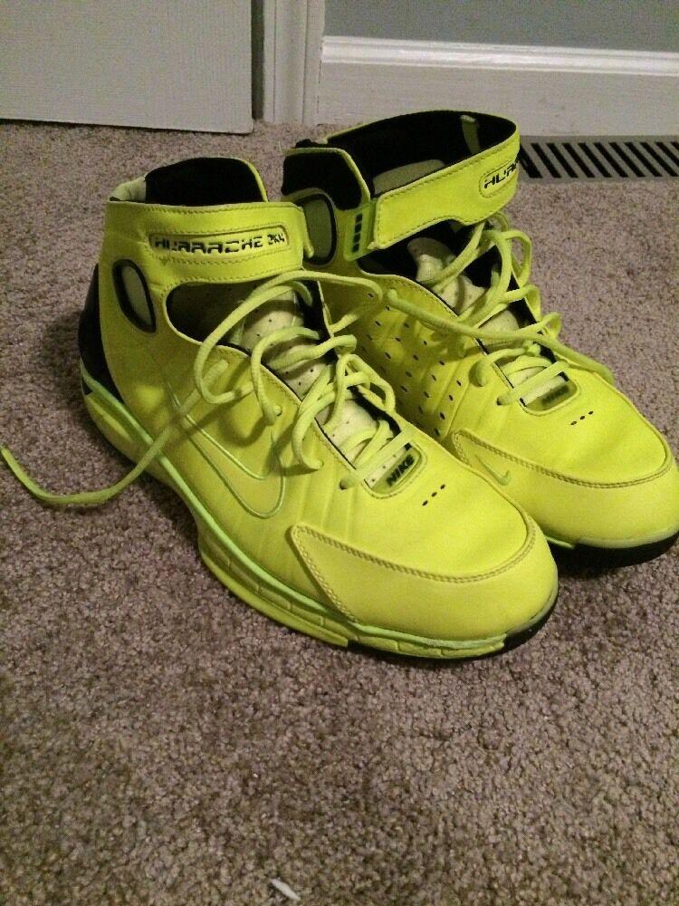 727279f14a07 Men s Nike Air Zoom Huarache 2k4 2k4 2k4 Size 11.5 2da882 - fishing ...