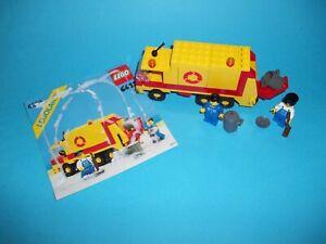 LEGO-6693-LE-CAMION-DE-POUBELLES