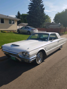 1965 Ford Thunderbird Sports Couple Z Code