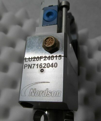 NEW NORDSON 7162040 SPEED-COAT APPICATOR CONTROL MODULE W//7157157 SOLENOID VALVE