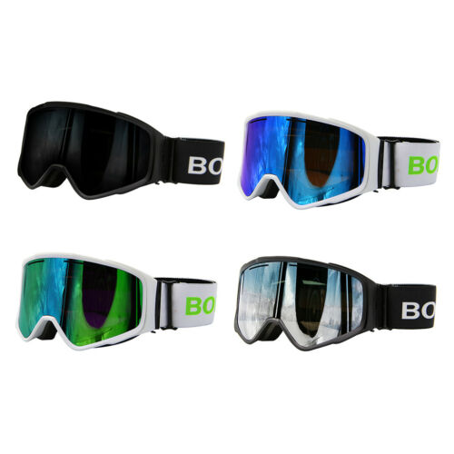 Snow Ski Goggles Youth Goggles in Different Colors Come with Pouch