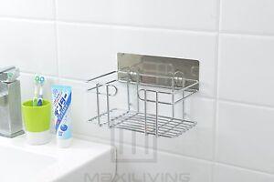 Eckregal Dusche Ohne Bohren : eckregal eckablage dusche badewanne bad regal k cheneck korb ohne bohren 5007 ebay ~ Eleganceandgraceweddings.com Haus und Dekorationen