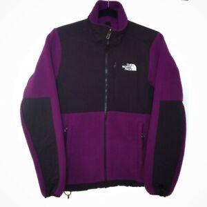 The-North-Face-Denali-Womans-Size-XS-Magenta-Purple-Fleece-Full-Zip-Jacket