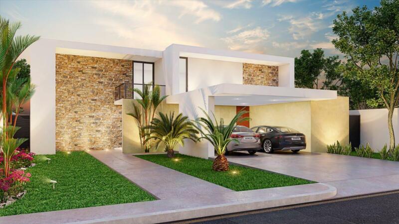 Casa en venta en Privada LA REJOYADA en Komchén,Mérida,Yucatán.