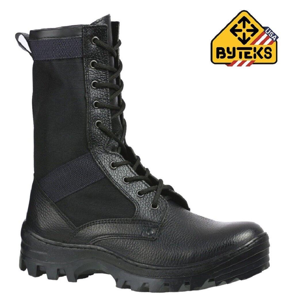 Authentic Soviet SpetsNaz Assault Tactical Boots  TROPIC 716   by BYTEKS