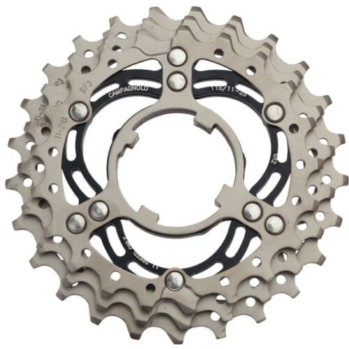 ASSEMBLY Pinions CASSETTE CAMPAGNOLO 11s 232527T TiSPROCKET CARRIER 2