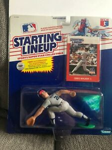 1988 STARTING LINEUP - MLB - GREG WALKER - CHICAGO WHITE SOX