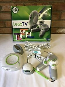 LeapTV Console, Leap TV Kids Fun Game Gaming System by ...