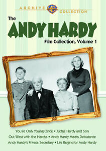 The-Andy-Hardy-Film-Collection-Volume-1-6-Disc-DVD-NEW
