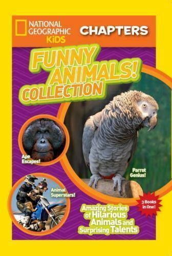 Funny Animals! Collection: Amazing Stories of Hilarious Animals and Surprising T