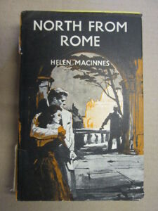Good-North-from-Rome-Macinnes-Helen-1958-01-01-Pages-tanned-Wear-and-tear