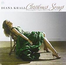 Christmas Songs Diana Krall and The Clayton-Hamilton Jazz Orchestra CD SIGILLATO