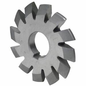 TTC 18 D//P x Cutter # 7 14-1//2° PA HSS Involute Gear Cutter