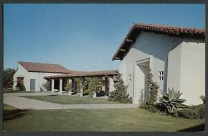 Santa-Maria-CA-c-1950s-Postcard-NEW-COUNTY-BUILDING-Still-There