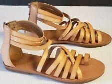 e886c5bd362 item 3 Womens Gladiator Sandals Mossimo Supply Co Size 8 Natural Zipper  Flats -Womens Gladiator Sandals Mossimo Supply Co Size 8 Natural Zipper  Flats