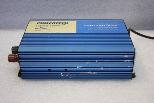 Powertech MI-5155 Sinewave Inverter 12V 600W 230VAC Output 12VDC Input