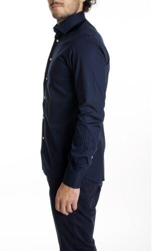 Camicia Unita ai15 blu Brancaccio Tinta B029210 YYrqwT7