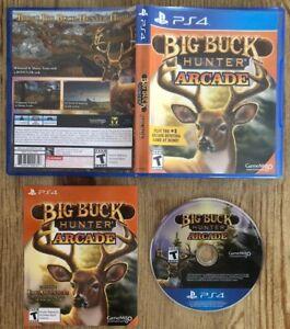 Big-Buck-Hunter-Arcade-Ps4-Sony-PlayStation-4