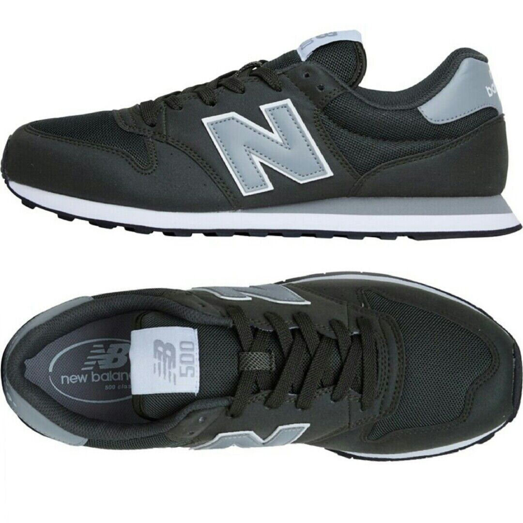 new balance men trainers 45 size