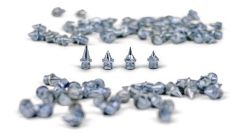 100 remplacement clous pour spikes 6 MM 9 mm pointes clous épines athlétisme