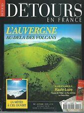 DETOURS EN FRANCE 53.L'AUVERGNE AU DELA DES VOLCANS...ES8