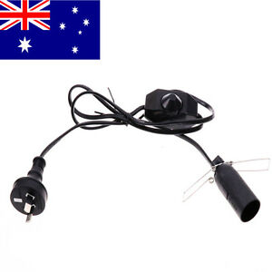 Spring-Loaded-Wire-Clip-Salt-Lamp-Electrical-Cord-With-Dimmer-Switch-1-2M-AU