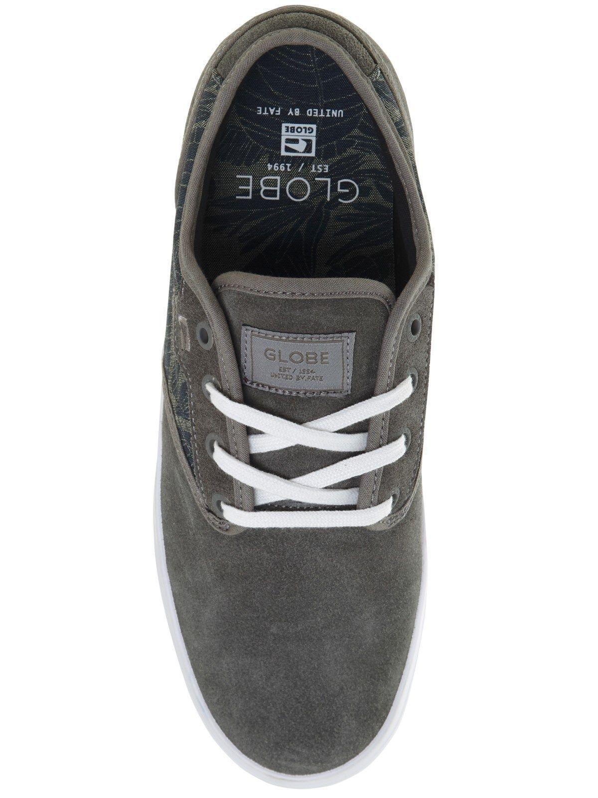 Uomo Uomo Uomo Globe Shoes MOTLEY Grigio Palma Chambray Palms Skate   af3d03