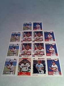Kevin-Flora-Lot-of-50-cards-9-DIFFERENT