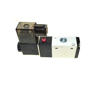 "Pneumatic Solenoid Valve AIRTAC Type 3V210-08 3 Way 2 Position 1/4"" AC110V 1PC"