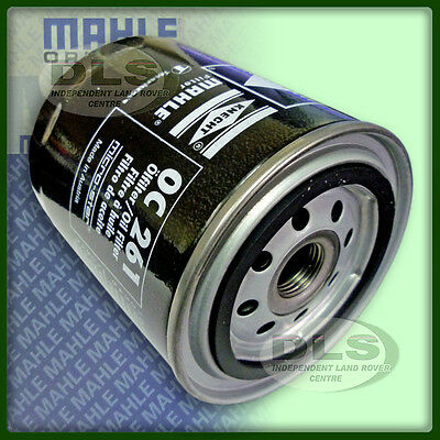 LAND ROVER  DISCOVERY 1 Tdi - Engine Oil Filter Mahle (ERR3340)