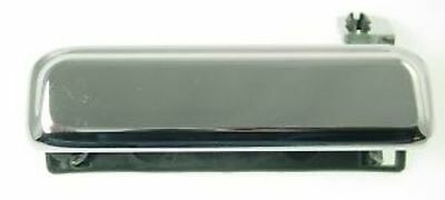 Brand New Left Chrome Metal Outer Door Handle Fits 1979-1993 Ford Mustang