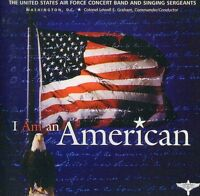 United States Air Force Singing Sergeants - I Am An American [new Cd] on Sale