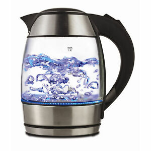 Brentwood-KT-1960BK-1-8L-60-oz-Cordless-Glass-Electric-Kettle-with-Tea-Infuser