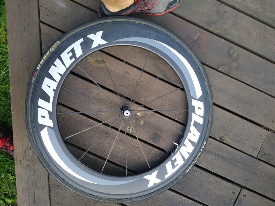 Hjul, Planet-X fuld carbon