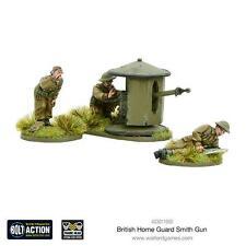 British Home Guard Smith GUN-BOLT ACTION-WARLORD GAMES WW2-Pre Ordine -