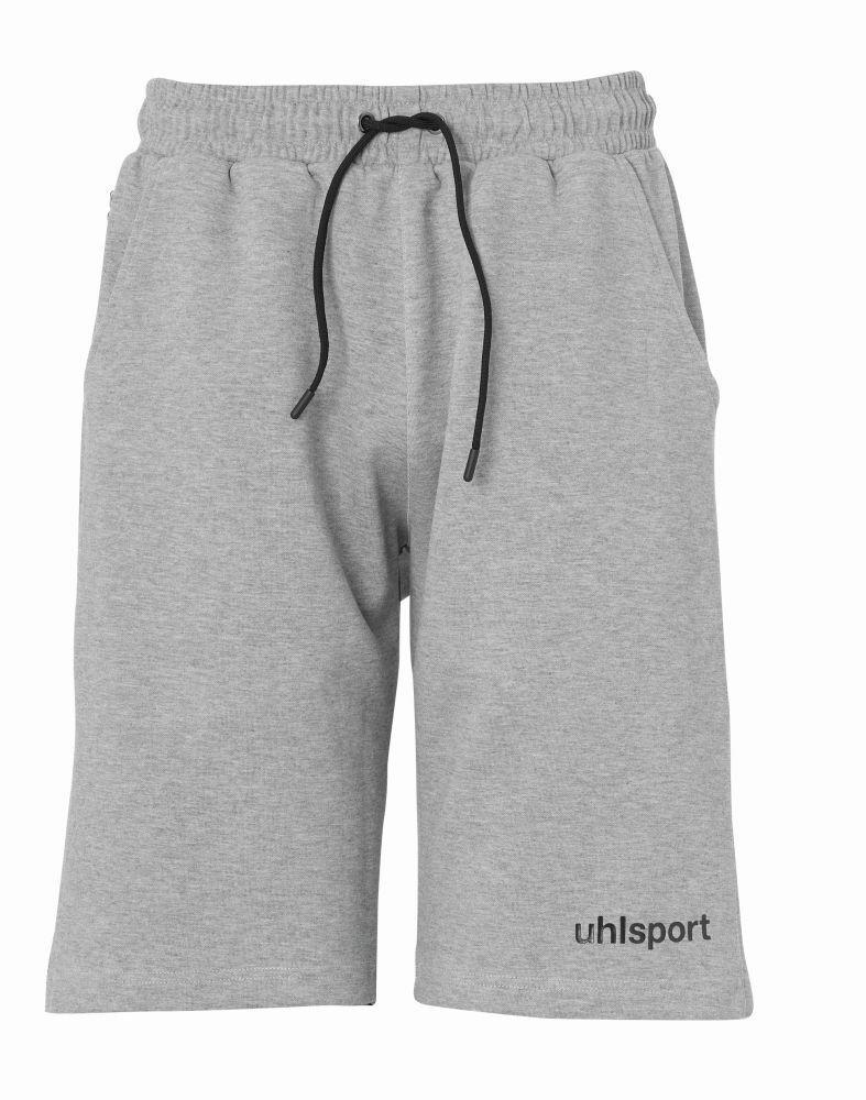 Uhlsport Calcio Essential Pro Shorts UOMO PANTALONI CORTI GRIGIO