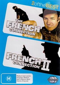 French Connection / French Connection 2 (DVD, 2007, 2-Disc Set)