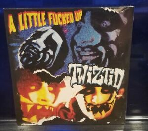 Twiztid - A Little Fxcked Up CD SEALED Single insane clown posse dark lotus mne