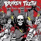 at Peace Amongst Chaos 0727361371029 by Broken Teeth HC CD