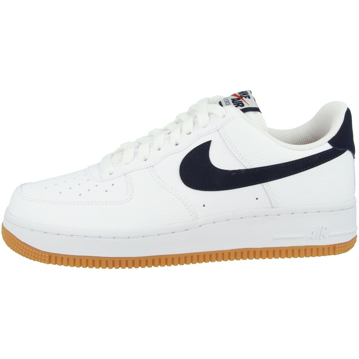 Nike Air Force 1 '07 2 Schuhe Low Cut Turnschuhe Sport Turnschuhe Weiß CI0057-100