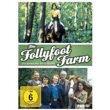 DIE FOLLYFOOT-FARM - DIE KOMPLETTE 3. STAFFEL 2 DVD NEU
