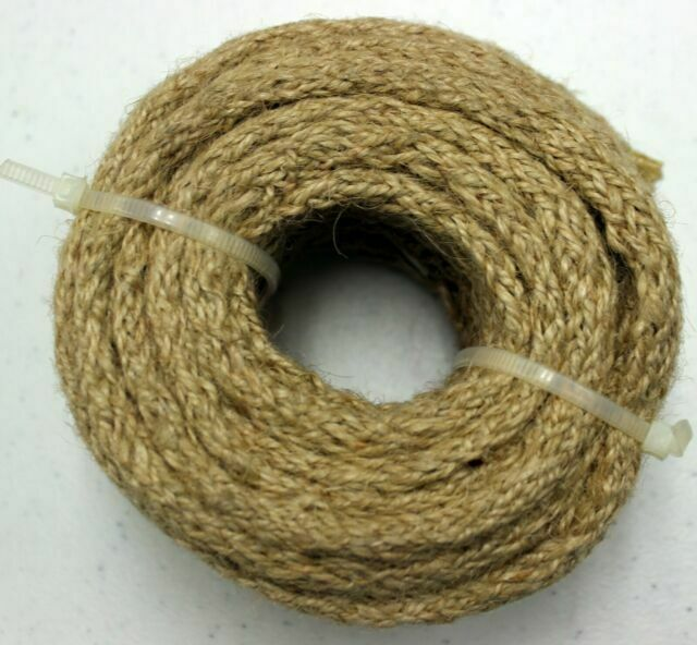 0.4 In X 11.1 Ft NEW Nautical Rope Decorative Rope 10 mm X 3.4 m