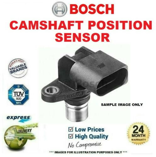 BOSCH CAMSHAFT SENSOR for OE No 61537728 6519050100 A0061537728 A6519050100